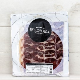 Palette Bellota 100% Ibérico, individuell boxed 80 Gramm,