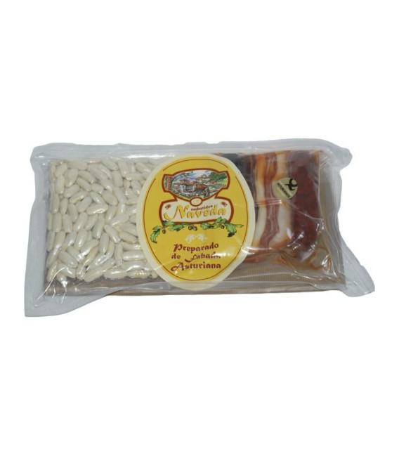Preparado de Fabada Asturiana, 3 raciones 310 grs.