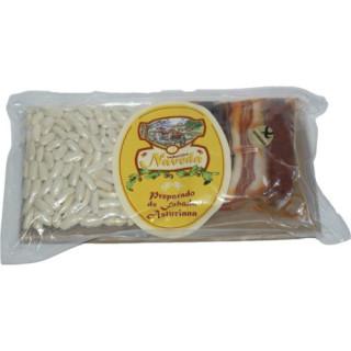 Préparé Fabada Asturiana, 3 portions de 310 g