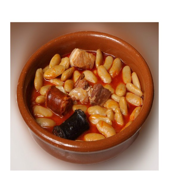 Prepared Fabada Asturiana, 3 servings 310 g