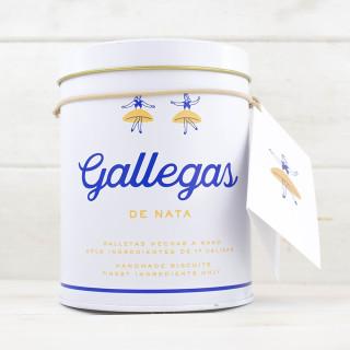 Galletas de Nata, Lata 250 gr