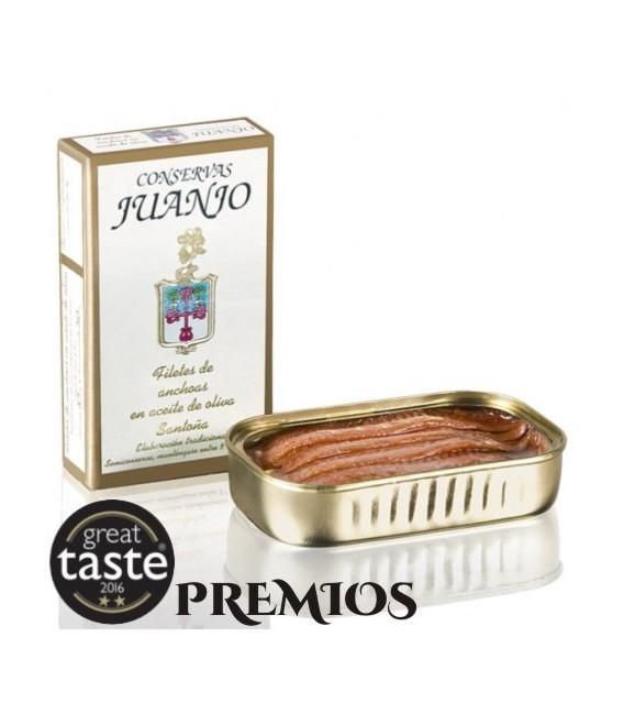 Anchovies from Santoña in Olive Oil 85 g Juanjo