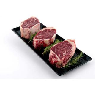 Faux-filet de bœuf accroissement des médaillons