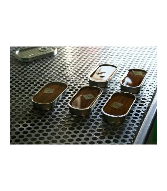 Anchovis aus Santoña in Olivenöl 90 g Angelachu