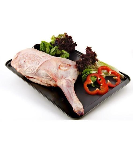 Côtelettes d'agneau: 4-qt. la torréfaction de 5 Kg