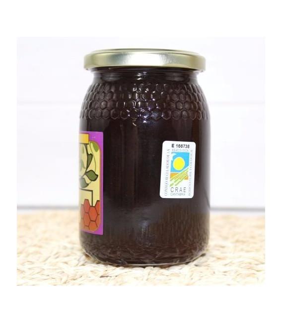 Miele di erica Biologico e Artigianale, 500 g