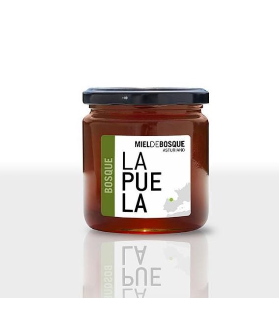 Miel de bosque natural tarro de 450 grs
