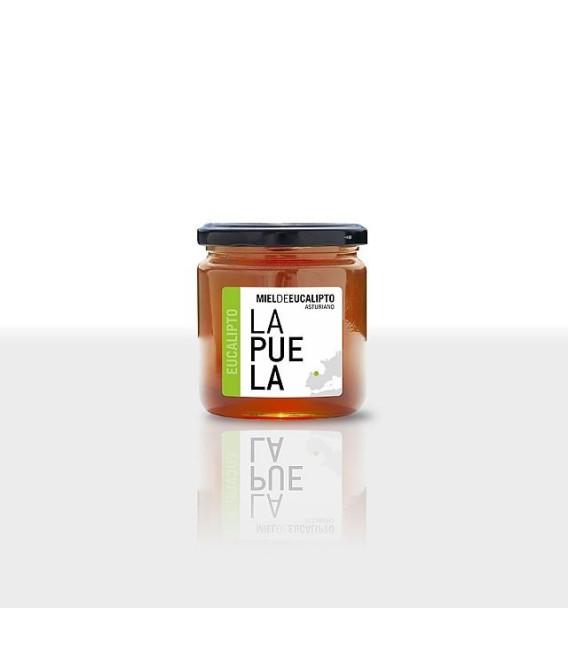 Eucalyptus honey natural jar of 450 grams