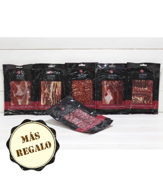 Pack Iberian more sausage gift