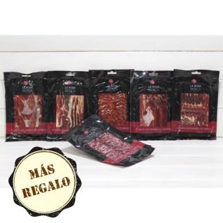Pack Iberica più di salsiccia regalo