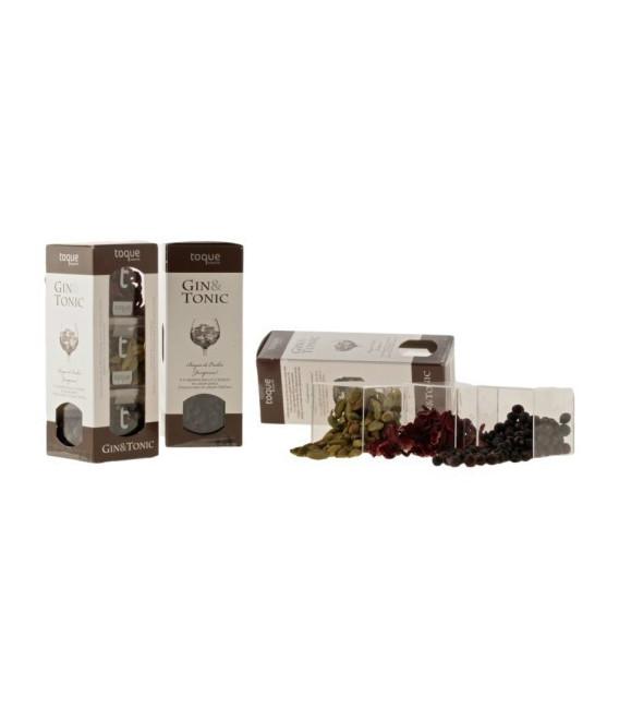 Set di 3 prodotti Botanici per il Gin Tonic
