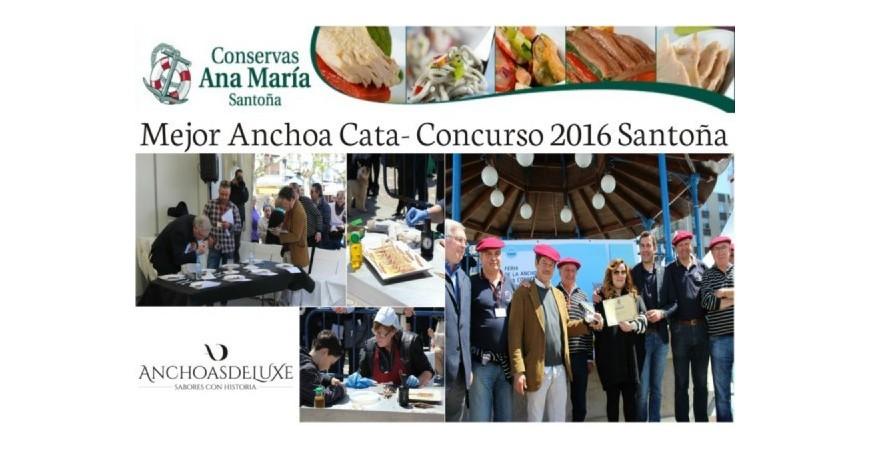 Ganador de la Cata de la Feria de la Anchoa y la Conserva 2016