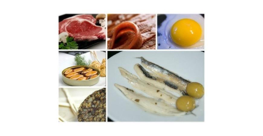 Qué alimentos tienen hierro