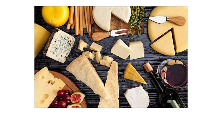 Los quesos que tienes que probar en tu vida gastronómica