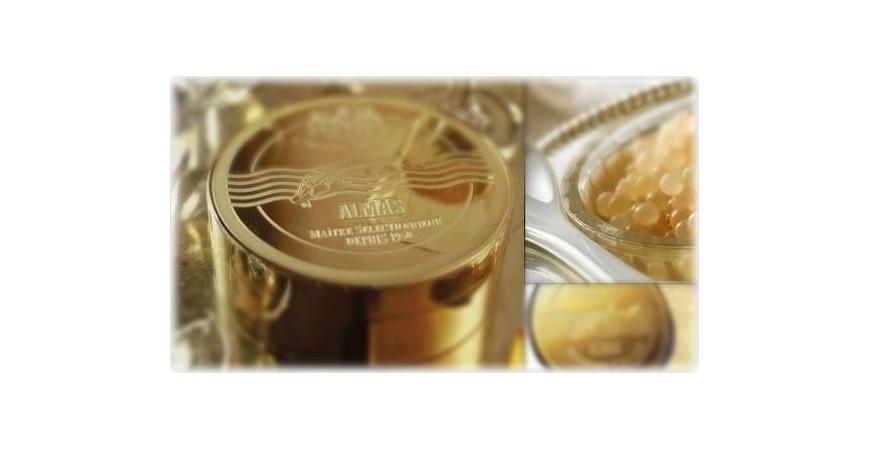 El caviar más caro del mundo