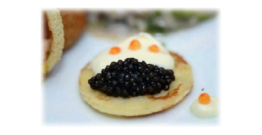 El mejor caviar del mundo ¿es español?