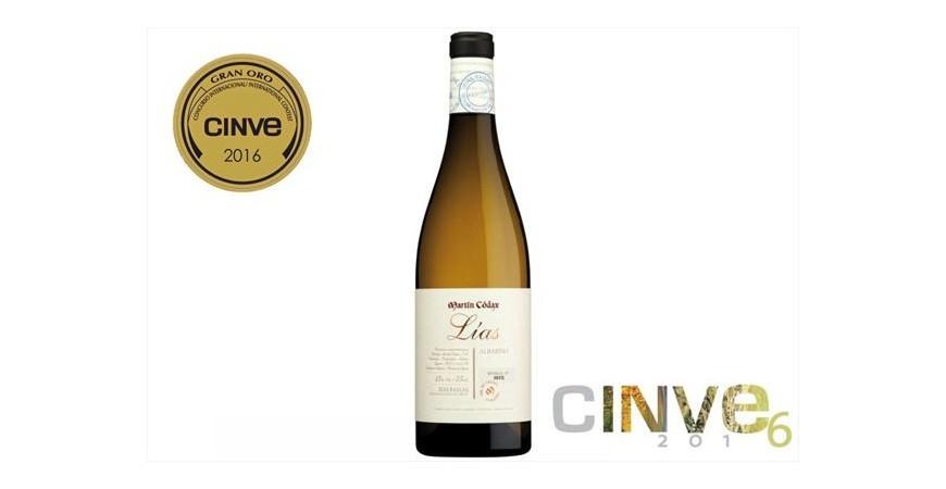 Mejor vino blanco 2017