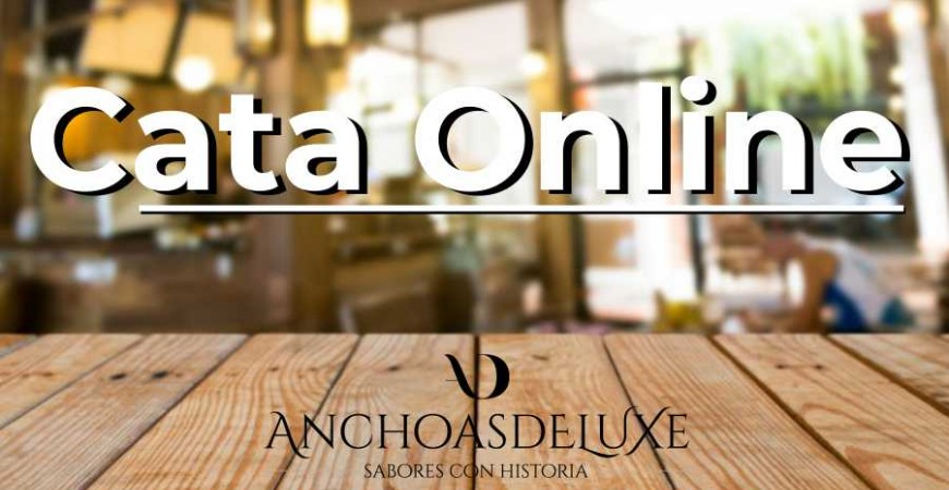 Participa en la Cata Online Anchoasdeluxe 2019