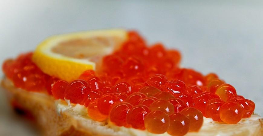 El caviar de Río Frio, ¡Entre los mejores del mundo!
