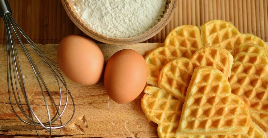 ¿Dónde guardar los huevos? Y porque no es seguro en el lugar hasta ahora indicado