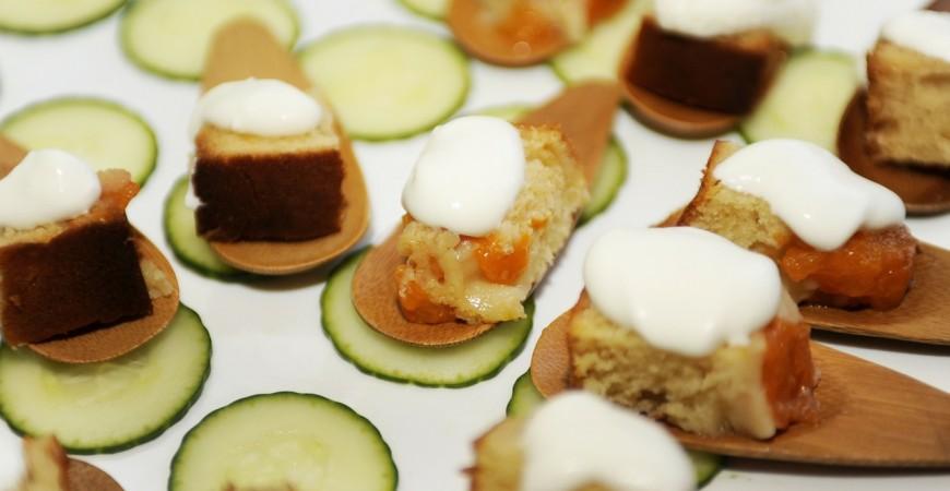 Canapés de mozzarella, higo y anchoa, una receta sin igual.