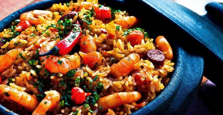 Ensaladas con arroz. Déjame recomendarte algunas