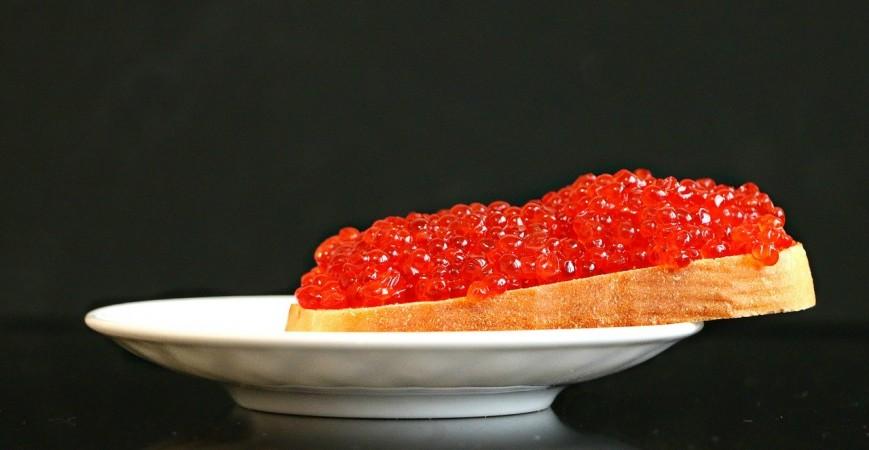 Nuestras 6 variedades de Caviar: ¿cuál te gustaría probar?
