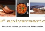 9º Aniversario AnchoasDeluxe